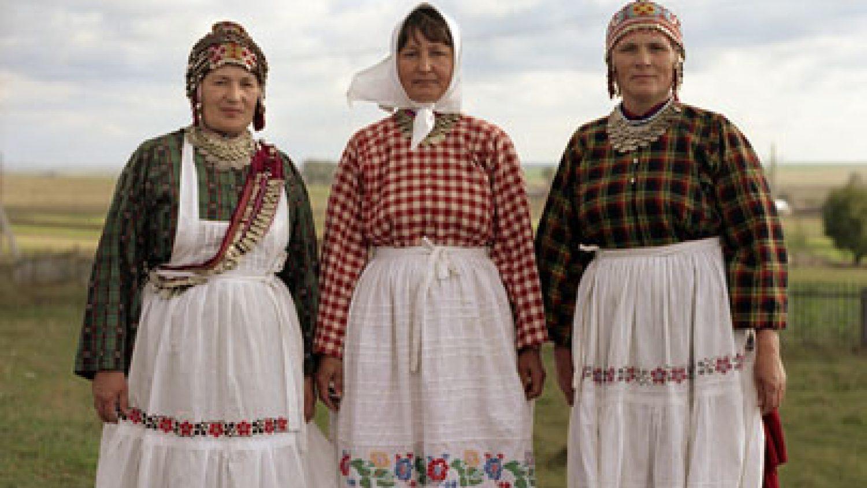 """© Anastasija Horošilova, no sērijas """"Russkie"""" (fragments)"""