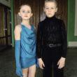 Sarīkojumu deju dejotāji Ņikita un Rufina, Omska