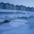 Daudzdzīvokļu mājas, Murmanska