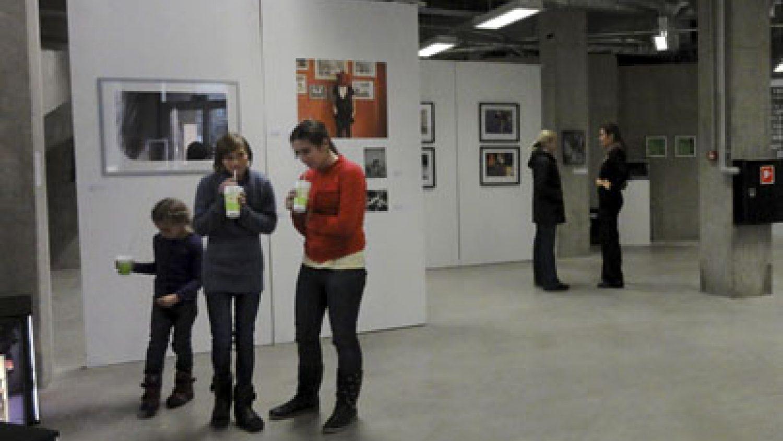 Fotomākslas tirgus Tallinā. Foto - Marge Monko