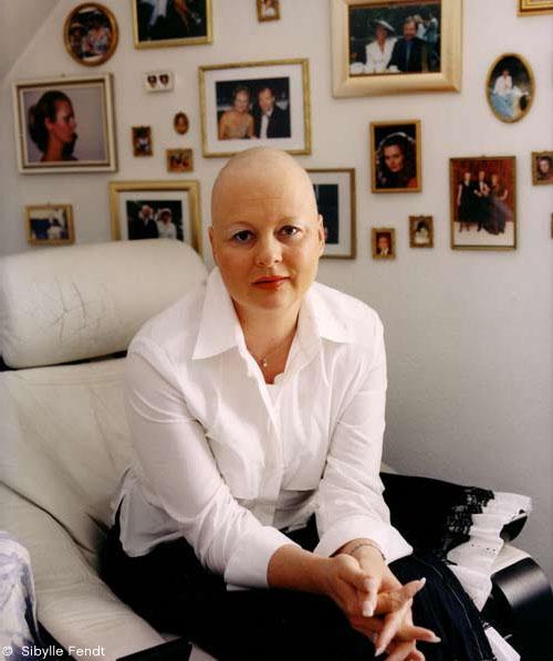 """© Sibille Fendta, Daniela, no sērijas """"Izaicinot krūts vēzi"""""""