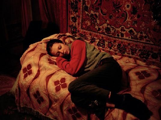 """© Andrea Dīfenbaha, Nataša, no sērijas """"AIDS Odesā"""""""