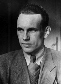 D.Gedzjuna portrets, 1940.gadu beigas