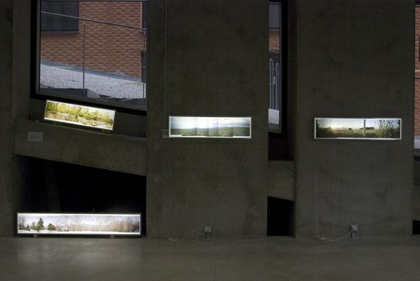 Reimo Võsa-Tangsoo darbs Tallinas Fotomākslas tirgū. Foto - Marge Monko