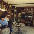 Alans Rendolfs, ieroču kolekcionārs. Bēla, Kolorādo, 2006