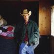 Džastins Anzs, rančo strādnieks. Olnija, Teksasa, 2009