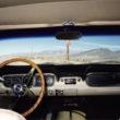 Mustanga salons. Nevadas tuksnesis