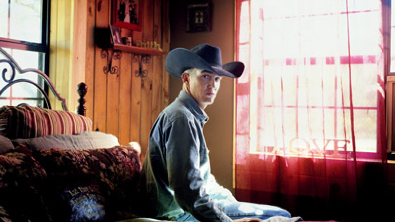 © Džeina Hiltone, Pīts Maincers, kovbojs. Bendžamina, Teksasa (fragments)