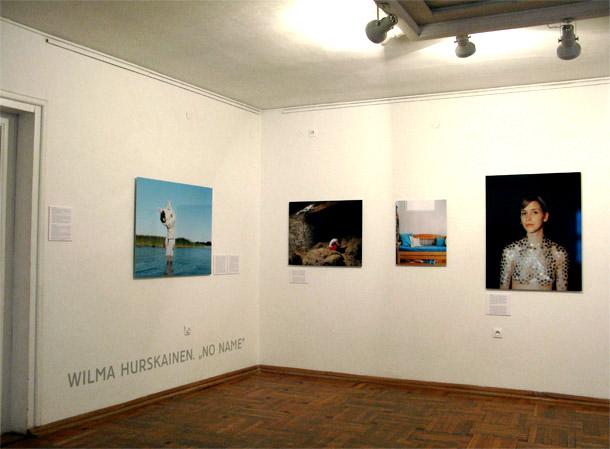 Vilmas Hurskainenas ekspozīcija Fotomuzejā