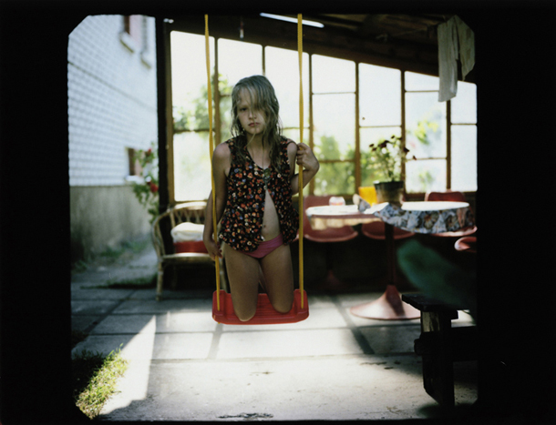 "© Ilze Vanaga, no sērijas ""Childhood is like a loaded gun"""