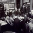 Viļa Rīdzenieka organizētie fotogrāfu kursi. 1931. gads. Foto no Latvijas Fotogrāfijas muzeja krājuma