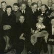 Fotogrāfes Mangeles darba jubileja. 1930. gadu vidus. Foto no Latvijas Fotogrāfijas muzeja krājuma