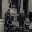 Fotogrāfs J. Lerhs pie VAPP fotolabaratorijas. 1940.-1941. gads. Foto no Latvijas Fotogrāfijas muzeja krājuma