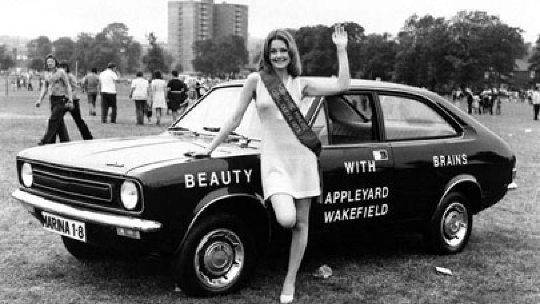 Jorkšīras Ogļraču karaliene 1973, Britu Nacionālais arhīvs