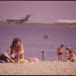 Maikls Filips Manheims (Manheim, Michael Philip), Konstitūcijas pludmale - ar skatu uz Logana lidostas 22. skrejceļu (07/1973)
