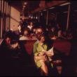 """Vils Blanšs (Blanche, Wil), Atpūtas brīdis uz """"Staten Island Ferry"""" klāja, Ņujorka (05/1973)"""