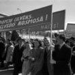 1961. gada 1. maijs. Foto - Dominiks Gedzjuns