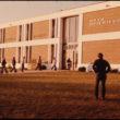 Džordžs Lours (Laur, George), Studenti ierodas uz lekcijām vidusskolā, Ulma, Minesota