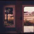 Ēriks Kaloniass (Calonius, Erik), Skats no neapdzīvotas fermas uz Coal Companies zemes netālu no Edzvateras parka, Ohaio, Bārnsvila (07/1974)