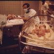 Keitija Filipsa (Phillips, Kathy), Sieviete tikko dzemdējusi bērnu Loreto slimnīcā Ņūulmā, Minesotā