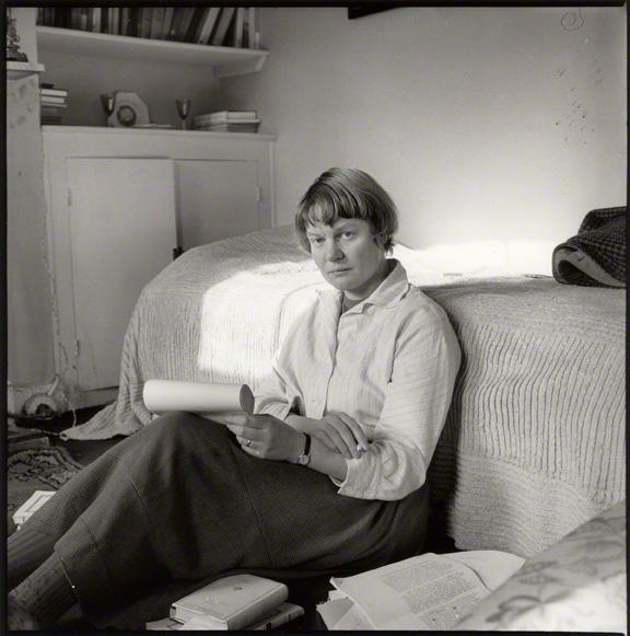 Ida Kara. Airisa Mērdoka, 1957