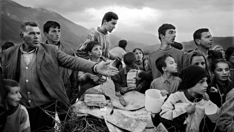 Vanesa Vinšipa. Imigranti no Kosovas, Albānija