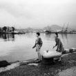 """Vanesa Vinšipa. Batumi, no sērijas """"Melnā jūra"""""""
