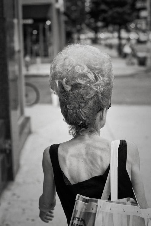 Imants Gross. Blondīne Ņujorkā, 2010