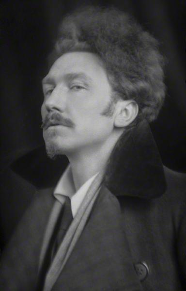 E. O. Hopē. Ezra Paunds, 1918