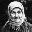 Uģis Niedre. Matildes Rozenbergas (dzim. Švāne, 1919.g.) portets
