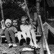 Uģis Niedre. Cēsu rajona Lodes pagastā. Vasarsvētki, 1983. g. maijs