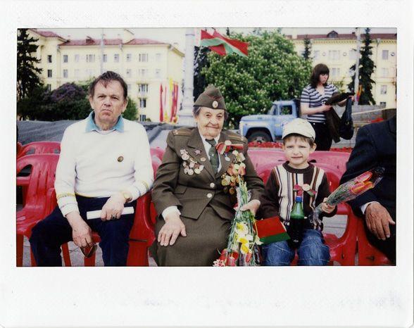 Aleksejs Šinkarenko. Baltkrievu faktogrāfija