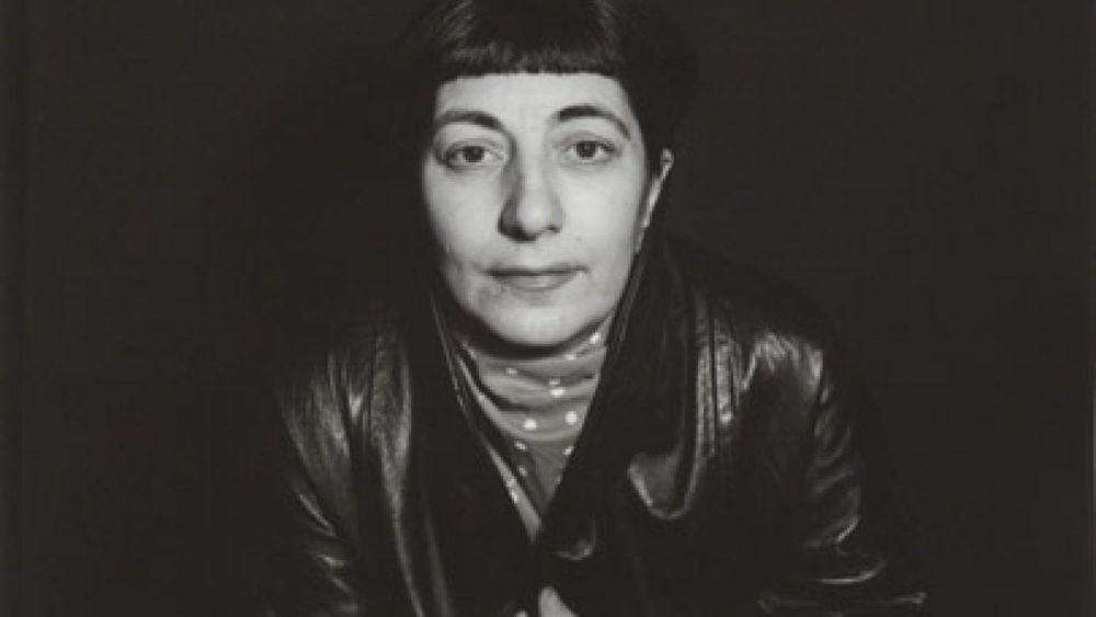 Ida Kara. Pašportrets, 1950. gadi (fragments)