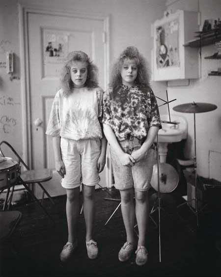 Džūdita Džoja Rosa. Stjuartu māsas, Pensilvānija, 1992