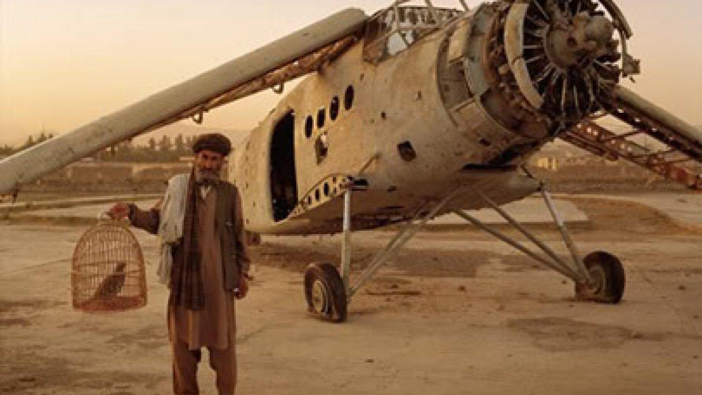 Saimons Norfolks. Kabula, Afganistāna