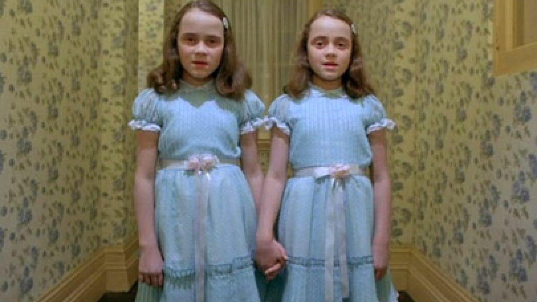 """Kadrs no S.Kubrika filmas """"The Shining"""""""