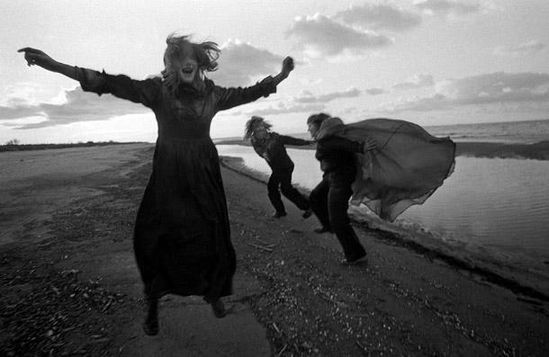 Jānis Kreicbergs. Stihija (Negaisa prieks), 1974