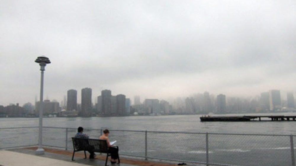 Skats uz Manhetenu no Bruklinas. Foto - Arnis Balčus