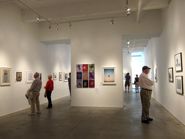 Ekspozīcija Steven Kasher galerijā. Foto - Arnis Balčus