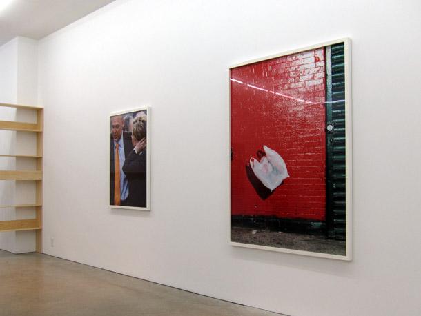 Ro Ītridža izstāde Andrew Kreps galerijā. Foto - Arnis Balčus
