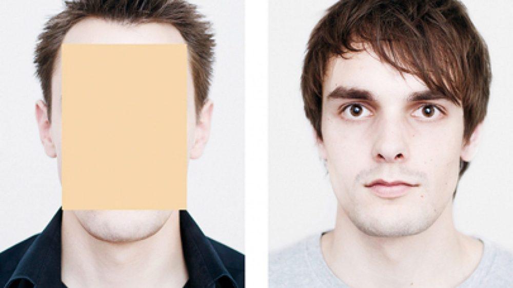 """Vilems Popelīrs. Identiskie dvīņu brāļi, 2010. No projekta """"_ and Willem"""""""