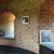 Izstādes iekārtošana Kauņas pilī atstāta pusratā. Foto - Arnis Balčus