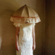 Anni Lepala. Bez nosaukuma (meitene ar lampu), 2007