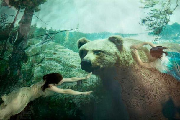 Susanna Majuri. Bear, 2011