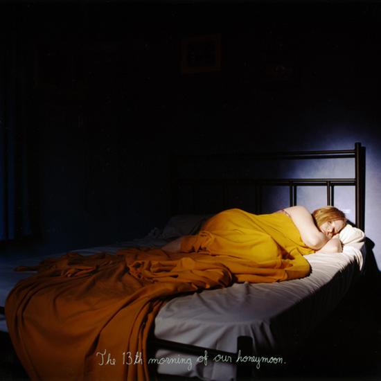 """Jari Silomeki. No sērijas """"Mana laikapstākļu dienasgrāmata"""", 2001-10"""