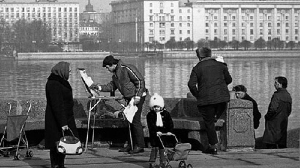 Ļeņingrada. Foto - Vladimirs Nikitins