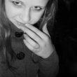"""Irina Juļjeva. No sērijas """"Tender age"""""""