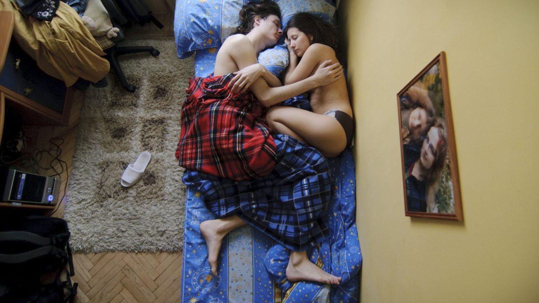 Русский двойной домашний секс, Русское Домашние Двойное (найденопорно видео.) 20 фотография
