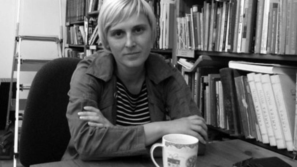 Sandra Vitaļiča. Foto - Arnis Balčus