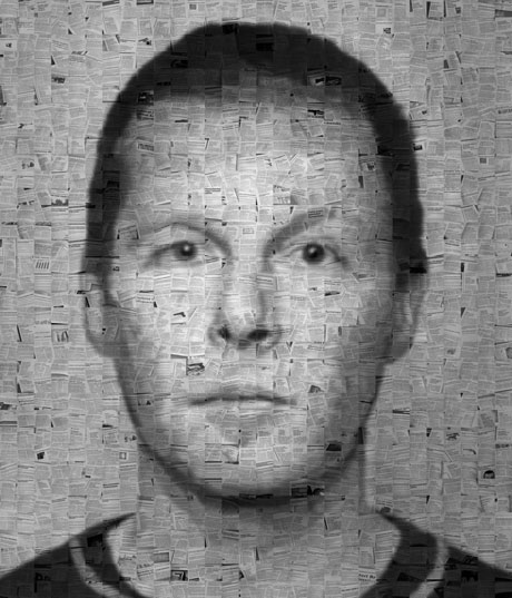 Hari Pelvirants. Ziņu portrets nr. 2, 2010
